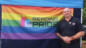 Tony Pride flag