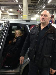 Tony Smith & Rita Simons